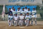 7/28 第27回笠岡市長杯争奪野球大会優勝!!